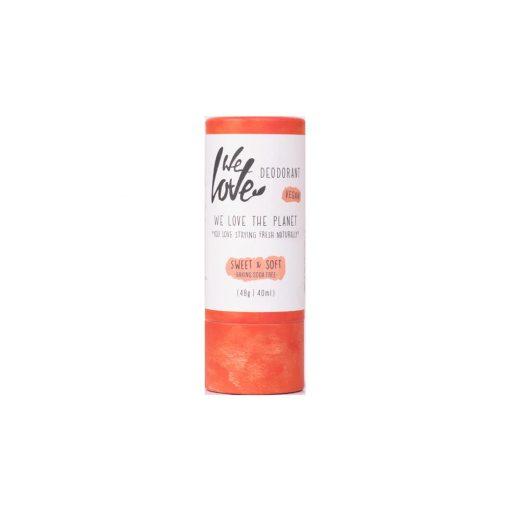 Desodorantes stick Sweet & Soft Vegana