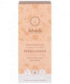 Henna Cassia-Neutra 100% Pura Khadi. 100 Gr