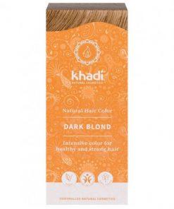 Herbal Color Khadi Rubio Ceniza/Oscuro 100 Gr