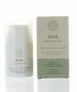 Intensive Anti-Aging Crème With Meadowfoam Seed Oil And Shea Butter