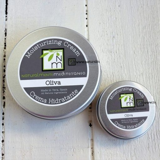Crema Hidratante Oliva