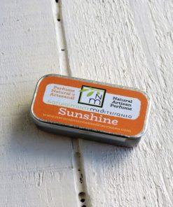 Perfume Sólido Sunshine