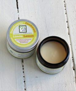 Desodorante Limón