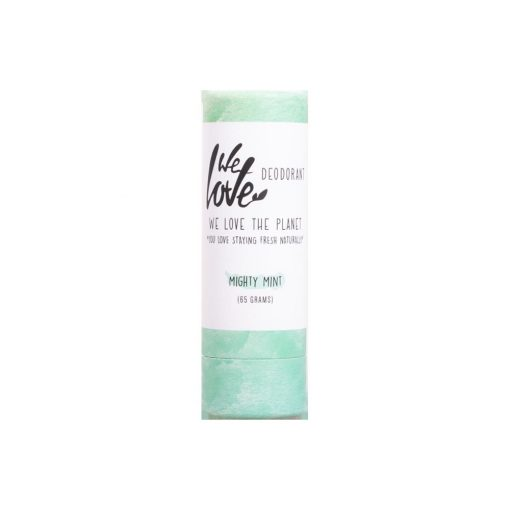 Desodorantes stick Mighty Mint