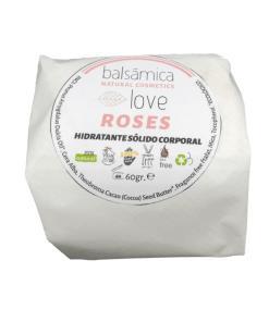 Hidratante Sólido Love Roses 60Gr