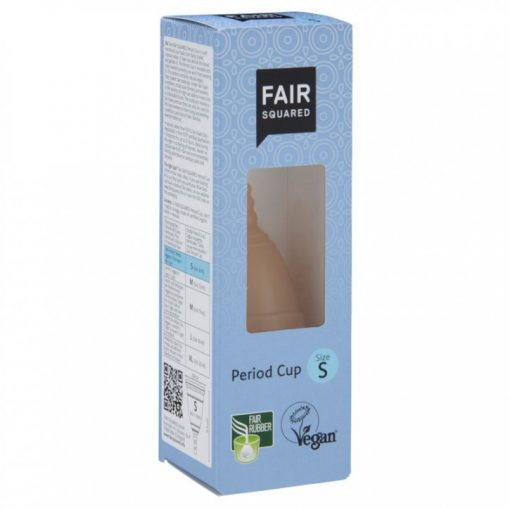 FAIR SQUARED Period Cup Size S