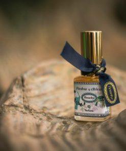 Perfume de azahar y citricos bio