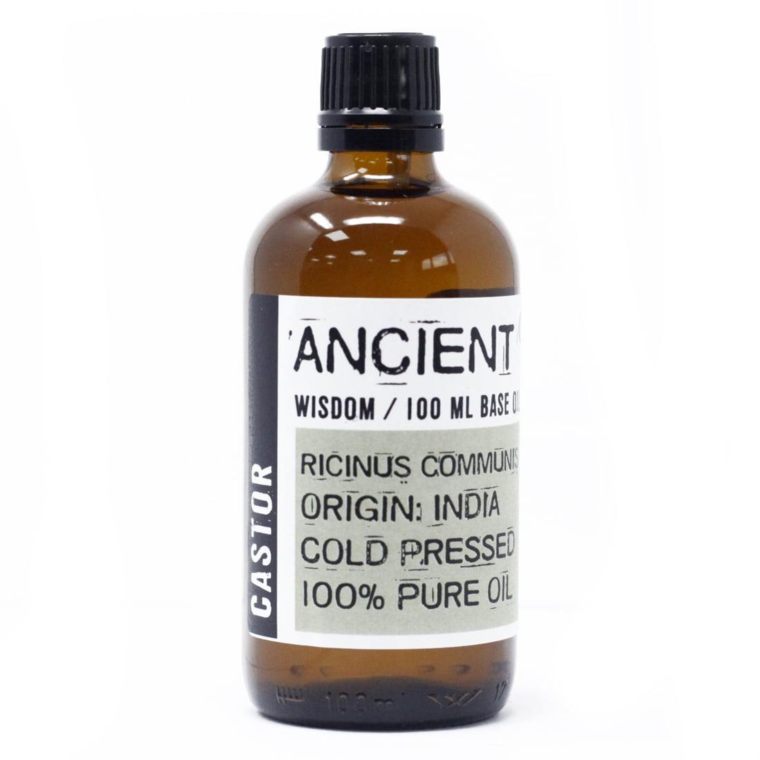 Aceite Base 100ml - Ricino